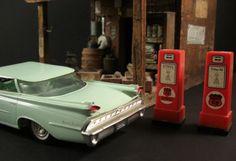 1959 Oldsmobile 98 Dealer Promotional Model Car by Successionary