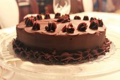 I know, you are going to say what? Healthy and sinful all at the same time. I put my spin on the Chocolate Beet Cake, easy to make. Chocolate Beet Cake, Chocolate Glaze, Healthy Chocolate, Chocolate Recipes, Easy Desserts, Dessert Recipes, Tall Cakes, Glaze Recipe, Recipe Details