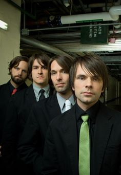 Jars of Clay My all time favorite Christian Rock Band