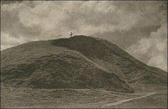 Góra Mendoga na zdjęciu Jana Bułhaka z lat 20 XX w