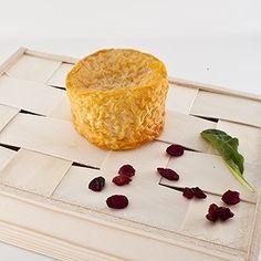 Langres (lait de vache) - de Champagne-Ardennes. Vin conseillé d'aller avec elle: Chardonnay