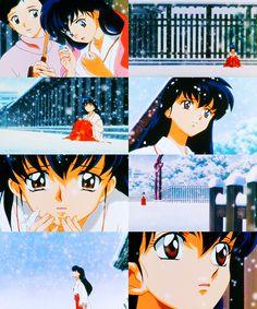 Kagome (Affections Touching Across Time) Miroku, Kagome Higurashi, Me Me Me Anime, Anime Love, Otaku, Kagome And Inuyasha, Shugo Chara, Anime Couples, Manga Anime
