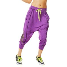Let's Go Halfsies Harem Pants | Zumba Fitness Shop #newcollection #zumbawear #zwag