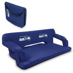 Use this Exclusive coupon code: PINFIVE to receive an additional 5% off the Seattle Seahawks Blue Reflex Portable Couch at SportsFansPlus.com
