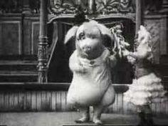Le cochon danseur, 1907