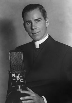 Occasionally on Fridays I will be posting excerpts from the writings of the great American bishop and media evangelist, Ven. Fulton J. Sheen. Call them #FultonFridays! [One] remedy for the ills that come to us from thinking about time is what might be called the sanctification of the moment—or the Now. Our Lord laid down … See:  http://catholicexchange.com/fultonfridays-sanctifying-the-present-moment