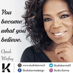 Comment if you like ❤️ Follow @studio.karma for more motivation & inspiration🔥 @oprah 👈 • • #oprah #oprahwinfrey #successquotes Creation Site, Oprah Winfrey, Motivation Inspiration, Karma, Believe, Inspirational Quotes, Studio, Logo Creation, Life Coach Quotes