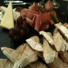 Meat And Cheese Board @ Fallon & Byrne wine cellar, Exchequer St. Dublin Restaurants, Ireland Homes, Meat And Cheese, Wine Cellar, Deli, Board, Recipes, Wedding, Mariage