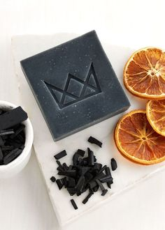Detoxifying Charcoal Soaps - This Organic Facial Soap is Used to Cleanse and Beautify Skin (GALLERY)