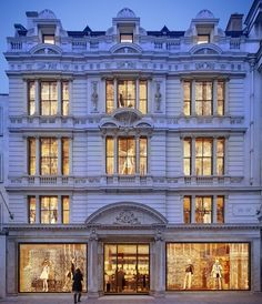 Belstaff opens largest flagship store worldwide in London on New Bond Street