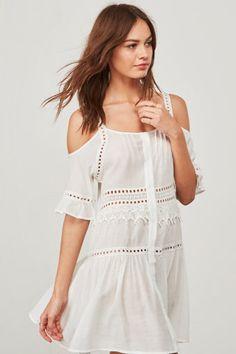 Marla Cold Shoulder Dress