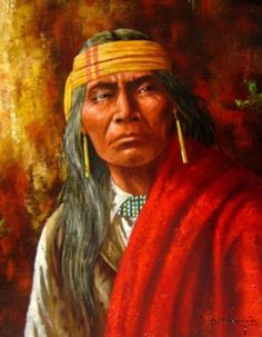 Although there are no known paintings or photographs of Cochise, it's been noted by those who knew the Chief that Naiche, his youngest son strongly resembled his father.  www.farwest.it