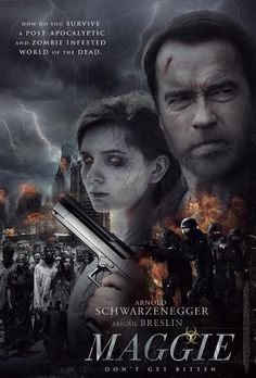 Legendary action film star Arnold Schwarzenegger is back in an independent movie thriller about post-zombie apocalypse. 2015 Movies, Hd Movies, Horror Movies, Movies Online, Movie Tv, Movie Plot, Pin It, Zombies, Teen