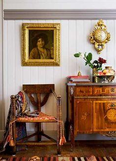 what is bohemian style furniture | Boho Chic Home Decor, 25 Bohemian Interior ... | Gypsy Bohemian Sty…