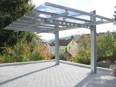 Le plus récent Aucun coût pergola carport attached Concepts Carport Designs, Garage Design, Shed Design, Pergola Carport, Pergola Canopy, Pergola Kits, Pergola Ideas, Shade Structure, Roof Structure