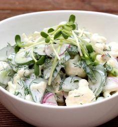 Potato Salad, Grilling, Salads, Food And Drink, Potatoes, Ethnic Recipes, Foods, Tatoo, Diet