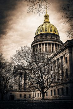 WV State Capitol Building, Charleston, WV | Flickr - Photo Sharing!
