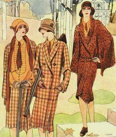 Inspiration for Ralph Lauren's last collection, perhaps?