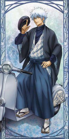 Gintama (Gintoki Sakata)