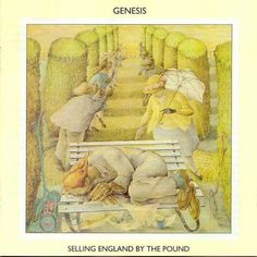 Genesis....Selling England by the pound.