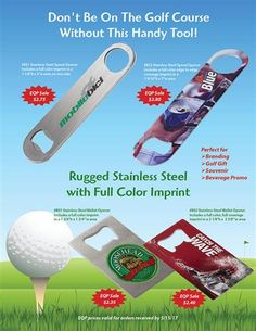 Handy Tools for the Golf Course
