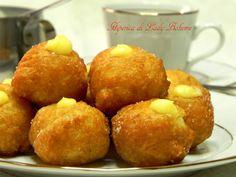 Frittelle festa del papà ricetta delle frittelle allo zabaione di Montersino