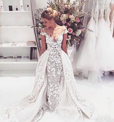 Wedding Gown by Berta Bridal