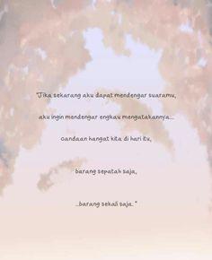 Dream Quotes, Best Quotes, Love Quotes, Quotes Indonesia, Webtoon, Otaku, Posters, Random, Words
