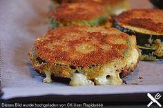 Zucchini-Cordon bleu