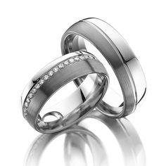 Trauringe Gold | Ringe aus Gelbgold individuell konfigurieren| Trauringe 123gold