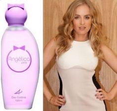 Perfume Angélica PINK 100ML - Perfume