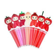 TONYMOLY New Fruit Princess Lip Gloss So cute <3
