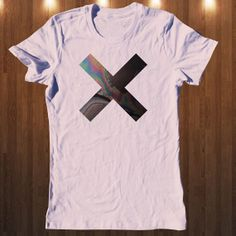 New The XX Coexist Band T Shirt Music T Shirt  Women T by Shaloom, $16.98