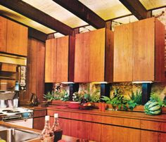 Kitchen Decor, 1970s