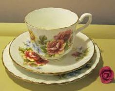 Nannee? fine china teacup tattoo - Google Search