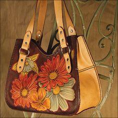 Sophia Handbag Floral Pattern