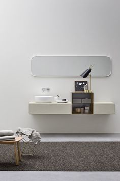 Vanity units | Wash basins | Esperanto System | Rexa Design. Check it out on Architonic