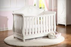 Magical Dreams 4-in-1 Crib from Delta featuring DISNEY PRINCESS
