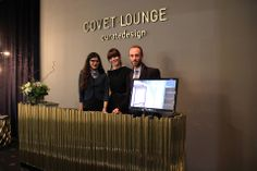 http://www.covetlounge.net/ | The #covetlounge at Maison&Objet - celebrate design with friends