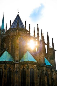 St Vitus Cathedral ~ Prague Castle, Czech Republic