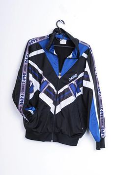 Jako Mens L/XL Sweatshirt Black SV Amisia Wolthusen Jugendbetreuer Black - RetrospectClothes