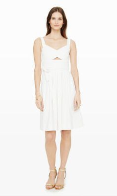 Lindell Dress - Club Monaco Day - Club Monaco