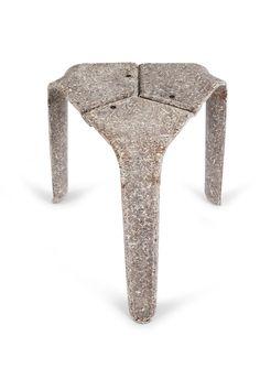 Tabouret-particule |stool . Hocker . tabouret |Design: Adrien Rovero  |  VIA |