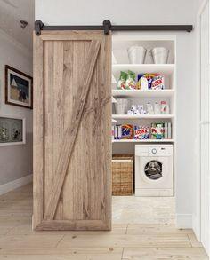 Bathroom Medicine Cabinet, Lodges, Laundry Room, Bedroom Ideas, Cottages, Dorm Ideas, Laundry, Laundry Rooms