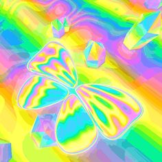 Find GIFs with the latest and newest hashtags! Search, discover and share your favorite Trippy GIFs. The best GIFs are on GIPHY. Comic Cat, Butterfly Gif, Rainbow Butterfly, Trippy Gif, Trippy Stuff, Animation, Aesthetic Images, Psychedelic Art, Beautiful Butterflies