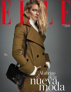 Elle Cover with Eniko shoot by Xavi Gordo shot by fashion photographer Xavi Gordo represented by 8AM - 8 Artist Management #artistmangement #fashion #editorial  #8artistmanagement #xavigordo ★★ 8AM / 8 Artist Management ★★  more photos in http://8artistmanagement.com/