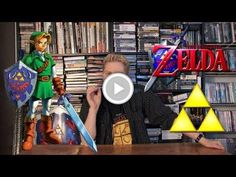 IS ZELDA AN RPG? - Happy Console Gamer