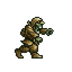 metal slug zombies - Google Search