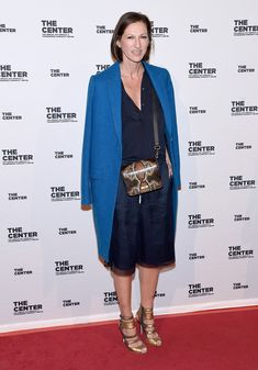 President, J.Crew Jenna Lyons attends TIME 100 Gala, TIME's 100 Most Influential People In The World on April 21, 2015 in New York City.