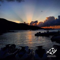 Your fantasy destination is just a click away. Book now at www.leverickbay.com#LeverickBayResort #BVI #Caribbean #Sunset #View #Harmony #Balance